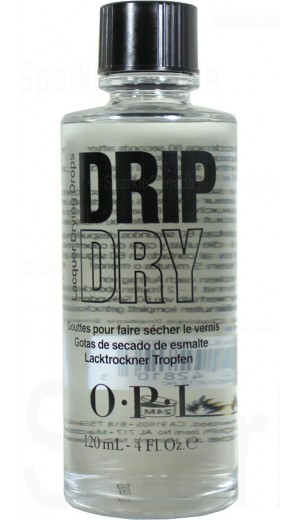 1-2455 104ml Drip Dry By OPI