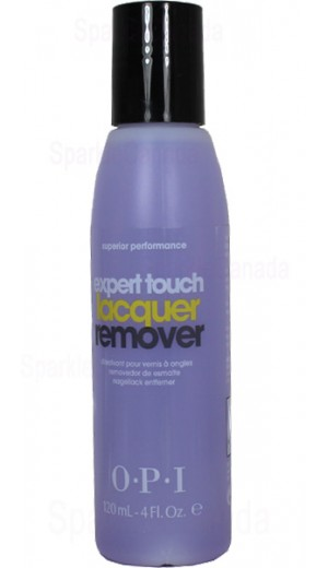 OPI120EREMOVER 120 ml Expert Touch Lacquer Remover By OPI