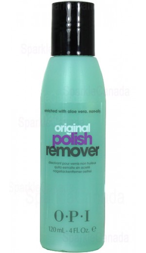 OPI120OREMOVER 120 ml Original Polish Remover By OPI