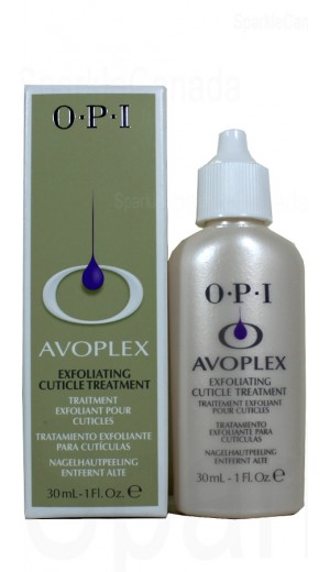 1-2458 30ml Exfoliating Cuticle Treatment By OPI