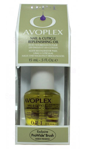 AV710 30ml Nail and Cuticle Replenishing Oil By OPI Nail Care