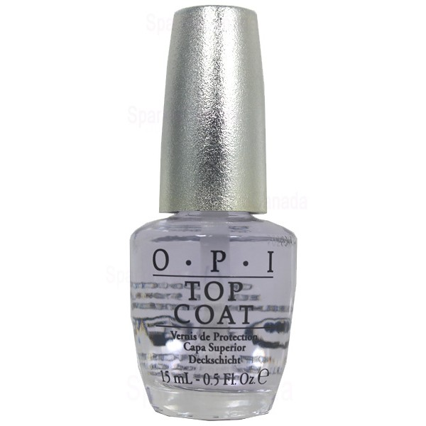 Opi Ds Series Ds Top Coat By Opi Ds Series Dst03 Sparkle Canada