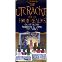 OPI 2018 Disney The NutCracker and The Four Realms 2018 By OPI