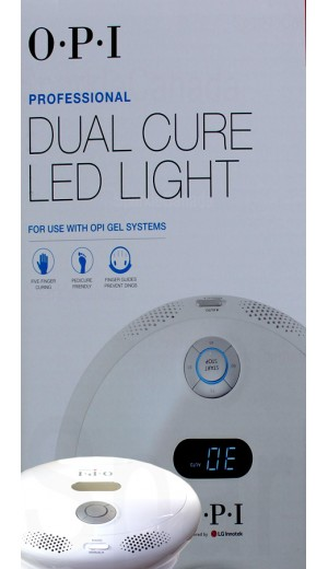 GL902 OPI Professional Dual Cure LED Light By OPI