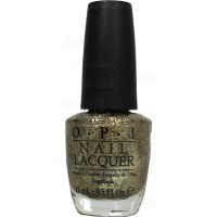 All Sparkly and Gold By OPI