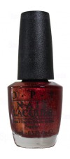Red Fingers and Mistletoes By OPI