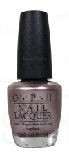 Press * For Silver By OPI