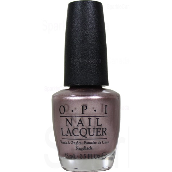 OPI, Press * For Silver By OPI, HRG47