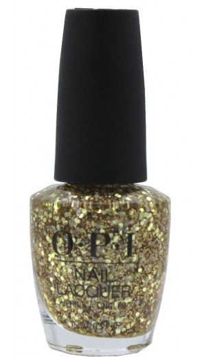 HRK13 Gold Key To The Kingdom By OPI