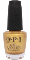 This Gold Sleighs Me By OPI