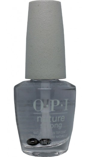 NATTC OPI Nature Strong Top Coat By OPI
