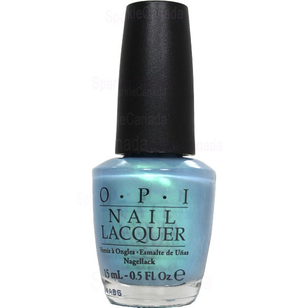 OPI, Go On Green! By OPI, NLB43 | Sparkle Canada - One Nail Polish Place
