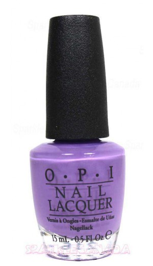 NLB87 A Grape Fit! By OPI