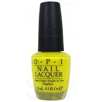 No Faux Yellow By OPI