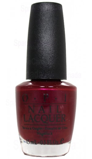 NLE09 Can t-a-Berry Have Some Fun? By OPI