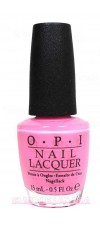 I Think In Pink By OPI