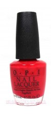 Red My Fortune Cookie By OPI