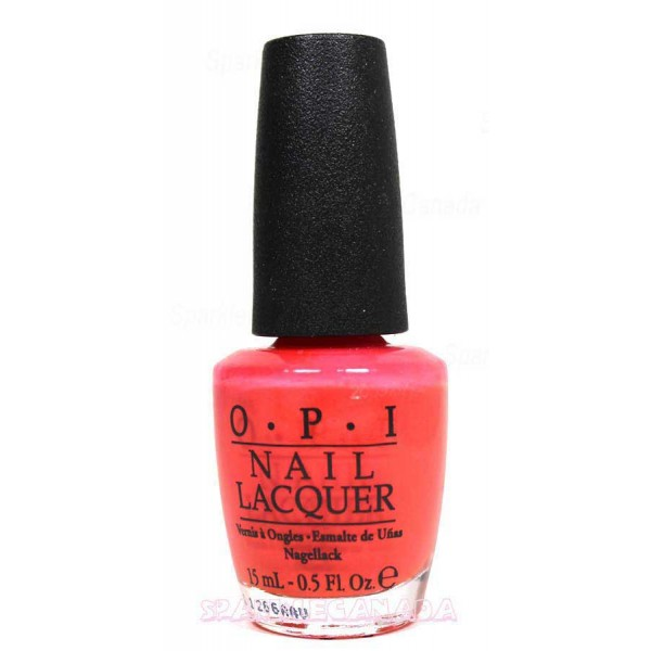 OPI, Hot And Spicy By OPI, NLH43