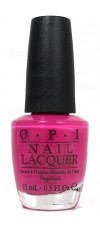 Kiss Me on My Tulips By OPI