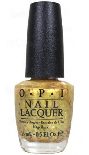 NLH76 Pineapples Have Peelings Too! By OPI