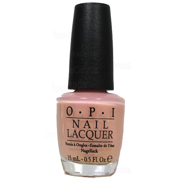 Cotton Candy Nail Polish Color: OPI, Coney Island Cotton Candy By OPI, NLL12