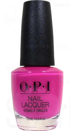NLL19 No Turning Back From Pink Street By OPI