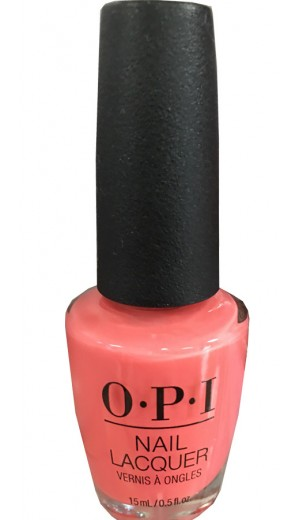 NLN71 Orange You a Rock Star By OPI