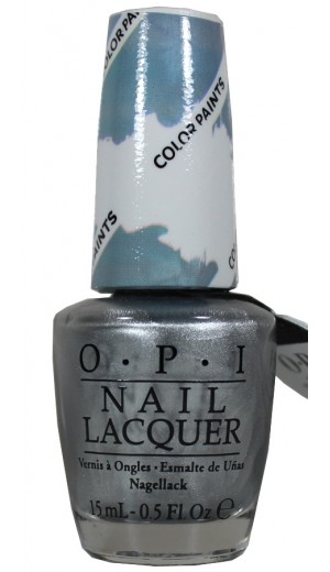 NLP19 Silver Canvas By OPI