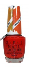 Chromatic Orange By OPI