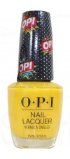 Hate To Burst Your Bubble By OPI