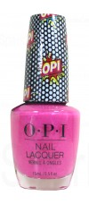 Pink Bubbly By OPI