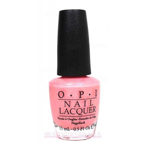 Tutti Frutti Nails: OPI, Tutti Frutti Tonga By OPI, NLS48