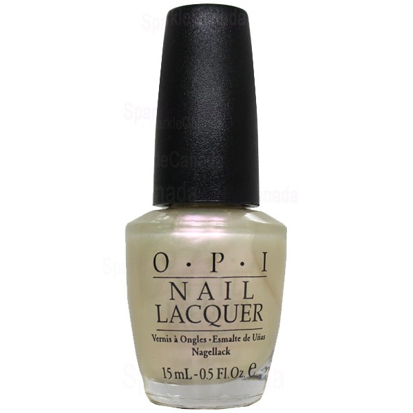 Anti Nail Biting Polish: OPI, Cloud 9 By OPI, NLS76