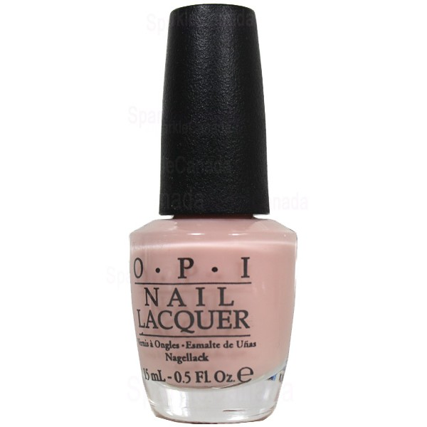 Opi Bubble Bath By Opi Nls86 Sparkle Canada One Nail Polish Place