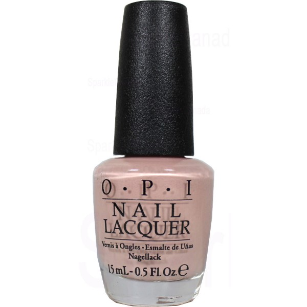 OPI, Tiramisu For Two By OPI, NLV28 | Sparkle Canada - One Nail ...