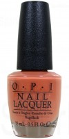 Freedom of Peach By OPI
