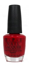 Color So Hot It Berns By OPI