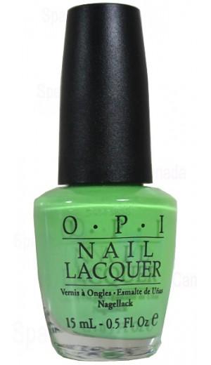 NMB44 Gargantuan Green Grape Matte By OPI