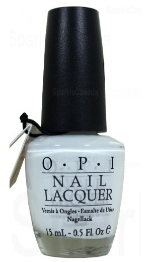 NML00 Alpine Snow - Matte By OPI