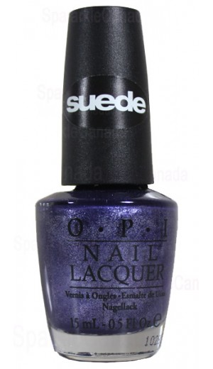 NNB61 OPI Ink - Suede By OPI