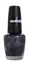 Suzi Skis in the Pyrenees - Suede By OPI