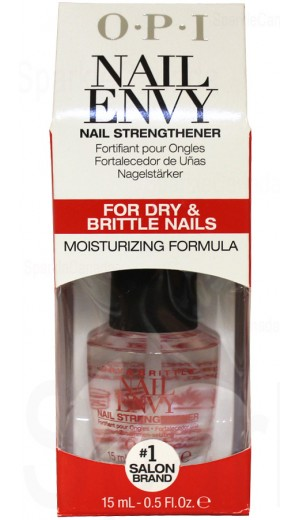 NT113 Nail Strengthener For Dry and Brittle Nails By OPI Nail Envy