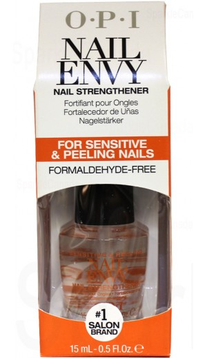 NT121 Nail Strengthener For Sensitive and Peeling Nails By OPI Nail Envy