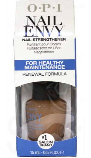 NT141 Nail Strengthener For Healthy Maintenance By OPI Nail Envy