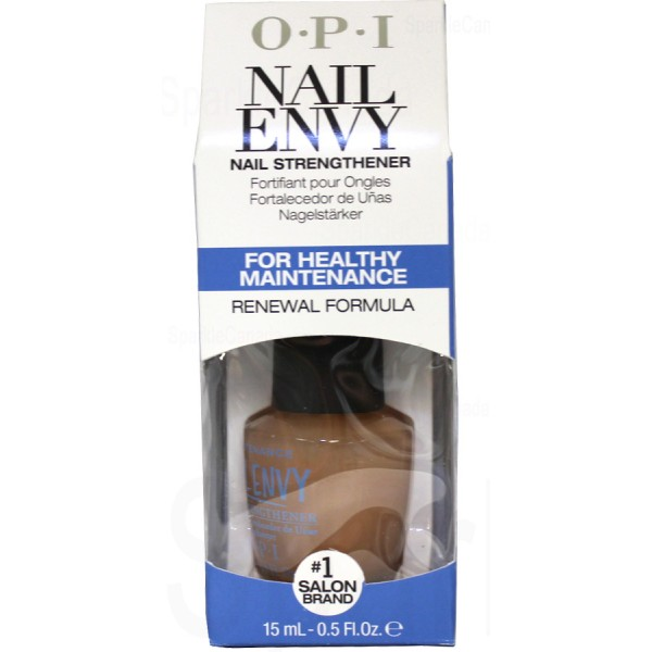 OPI Nail Envy, Nail Strengthener For Healthy Maintenance By OPI Nail ...