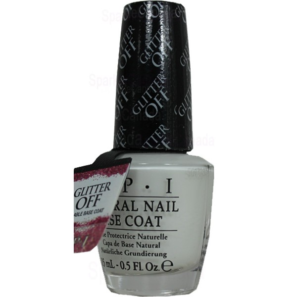 OPI, Glitter Off Base Coat By OPI, NTB01 | Sparkle Canada - One Nail ...