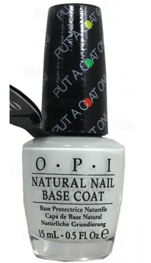 NTN01 Put a Coat On! By OPI