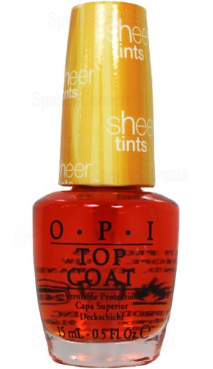 NTS01 I m Never Amberrassed By OPI