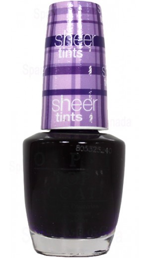 NTS03 Don t Violet Me Down By OPI Nail Care