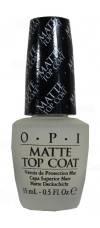 Matte Top Coat By OPI
